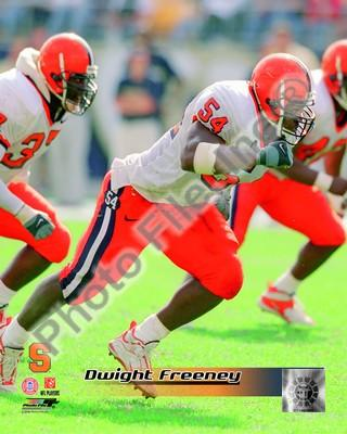 Dwight Freeney Syracuse Orange 8x10 Photo