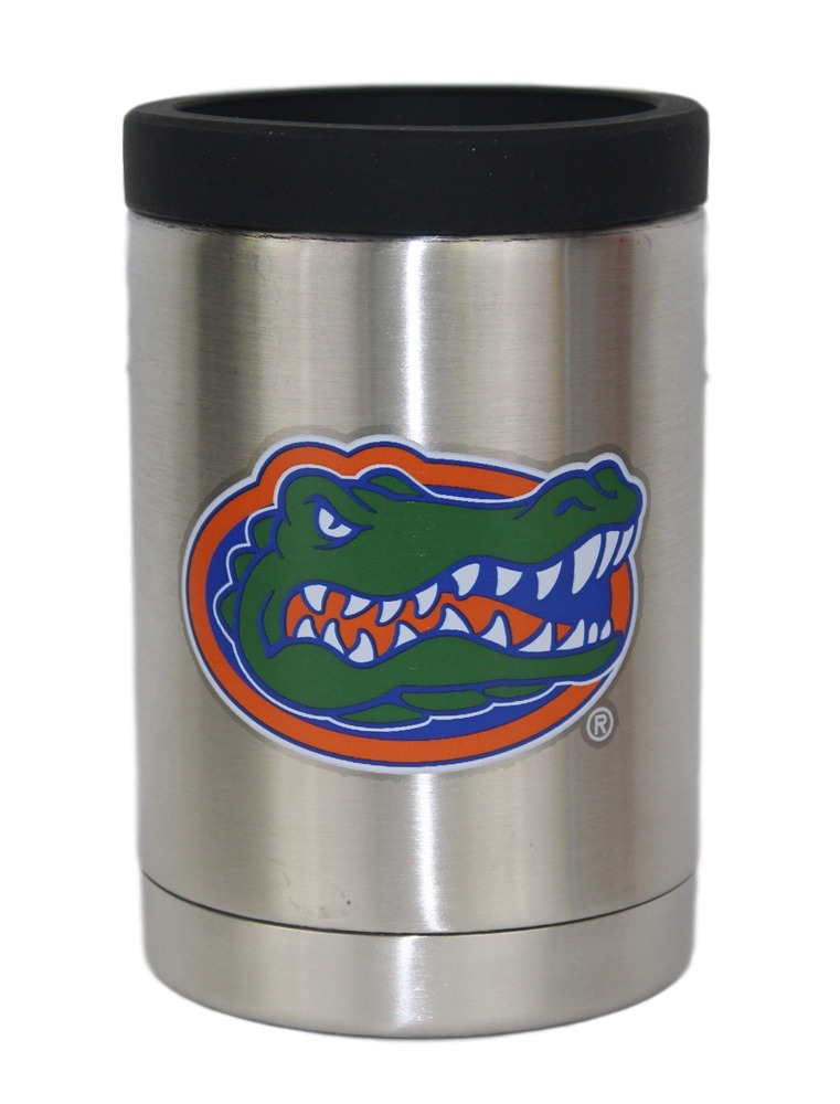 Florida Gators NCAA Stainless Steel Insulated 12oz Jacket with Seal