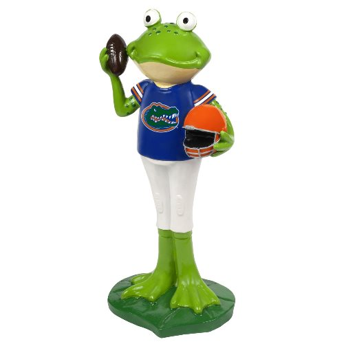 Florida Gators NCAA 12 Inch Frog Player Figurine